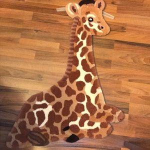 Other - Giraffe Rug